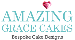 Amazing Grace Cakes  - Bespoke Cake Designs, based in Hampshire, Surrey UK