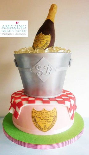 Champers Cake